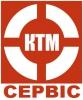 Логотип КТМ СЕРВИС, ООО