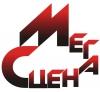 Логотип МЕГАСЦЕНА