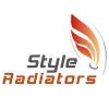 Логотип Style Radiators - дизайнерские радиаторы отопления и полотенцесушители