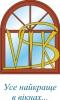 Логотип ВИКС тм окна металлопластиковые