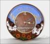 Керамические часы настенные.Большой выбор настенных керамических часов, изготовленных в разных стилях и направлениях.