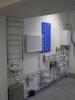 Система отопления, краткий перечень оборудования.