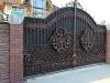 Стили кованых ворот. История развития кованых ворот