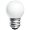 Лампа шар 25W E27 мат.