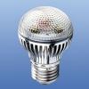 brille LED G50-R/E27 42pcs WW 3528 SMD