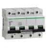 Автоматический выключатель Schneider C120N 4п 100А B