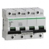 Автоматический выключатель Schneider C120N 4п 63А B