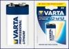 VARTA Литиевые батарейки 9V