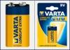 VARTA Longlife Extra 9V