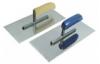 Favorit Гладилка стальная с нержав.покрытием, дерев. ручка, 130 х 280мм 08-104