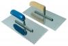 Favorit Гладилка стальная с нержавеющим покрытием, эргоном. ручка, 120 х 280мм 08-150