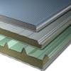 INTECO Сендвич-панель с наполнителем из минеральной ваты