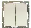 Legrand Выключатель двухклавишный Suno 774605