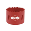 ruko Сверло корончатое биметаллическое HSS c разными зубьями 106014