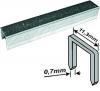 Скобы для степлера  узкие прямоугольные 1000 шт., 12 мм