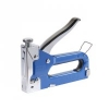 Sigma Степлер с регулятором для скоб 4-14мм (синий)