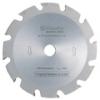 Metabo Твердосплавный пильный диск 167x20x2,4 мм, Z=12,WZ