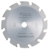 Metabo Твердосплавный пильный диск 152x20x2,4 мм, Z=12,WZ