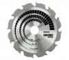 Bosch Циркулярный диск Construct Wood 12, 160х16 мм