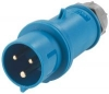 MENNEKES Вилка силовая кабельная 32А 230В 3п IP44 тип №260