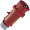 MENNEKES Вилка силовая кабельная 32А 400В 5п IP44 тип №4