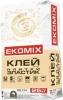 "EKOMIX Kлей для плитки ""Эластик"" BS 105"
