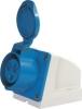 E.NEXT Силовая розетка стационарная e.socket.pro.4.16, 4п., 380В, 16А (114)