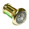 Глазок дверной ГД-1 золото