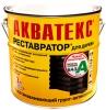 АКВАТЕКС РЕСТАВРАТОР, кроющий грунт-антисептик для дерева
