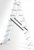 INTERTOOL Лестница двухсекционная раскладная Intertool 2х8 ступеней (LT-0208) Intertool