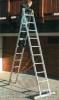 ITOSS Лестница универсальная двухсекционная ITOSS 2x7 ступеней (7507)