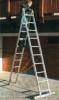 ITOSS Лестница универсальная двухсекционная ITOSS 2x11 ступеней (7511)