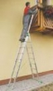 ITOSS Лестница трехсекционная универсальная ITOSS 3x11 ступеней (7611) ITOSS