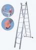 KRAUSE Dubilo универсальная лестница (2x9)