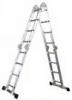 Tubesca Лестница четырехсекционная универсальная Tubesca 4x3 ступени (18541)
