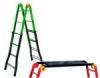 Elkop Лестница четырехсекционная металлическая Elkop B 44 + вставка