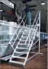 KRAUSE Трап с площадкой, передвижной Stabilo (18)