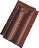 Французская Ангобированная Е1 13 коричневая  рядовая