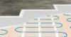 Nexans Кабель нагревательный одножильный резистивный TXLP/1 300/17 теплый пол - 17.6 м