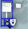 SANIT Инсталяция для подвесного унитаза 90.750.00.S010 4 в1