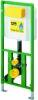 VIEGA K606671 Комплект Standart (606671+449018+460440) для подвесного унитаза