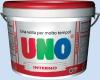 Краска акриловая для внутренних работ UNO INTERNO