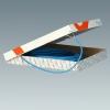 Кабель нагревательный двухжильный резистивный TXLP/2R 500/17 теплый пол - 29,3 м