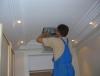 Люк ревизионный под покраску потолочный