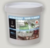 IZO®  Огнебиозащитная пропитка для ткани, ковролина, бумаги ФСГ-1