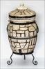 Фотография  Тандыр из шамотной глины №2-С (стандарт)