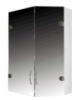 UMT (Украинские Зеркальные Технологии) Шкаф зеркальный  1 ШП 500*700*135 мм