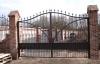Центр художественной ковки и сварных металоконструкций Ворота сварные