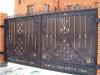 Центр художественной ковки Ворота кованые Арт. 23-1