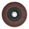 Диск для угловой шлифмашинки SPRUT Круг лепестковый торцевой КЛТ 125*22*6mm P80